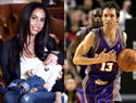 Steve Nash's ex-wife talks about baby Matteo